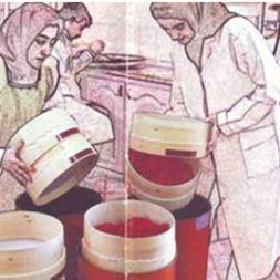 بهترین روش های خشک کردن زعفران