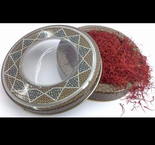 زعفران 10 مثقالی سرگل