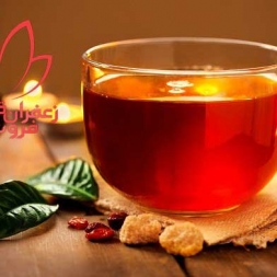 تهیه چای زعفرانی و دمنوش زعفرانی