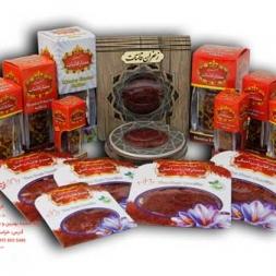 فروش عمده زعفران قائنات با قیمت مناسب