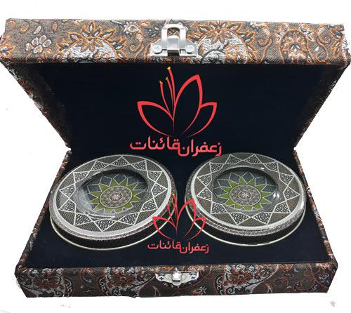 پک هدیه زعفران 2 خاتم