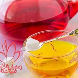 خواص چای زعفران اصل