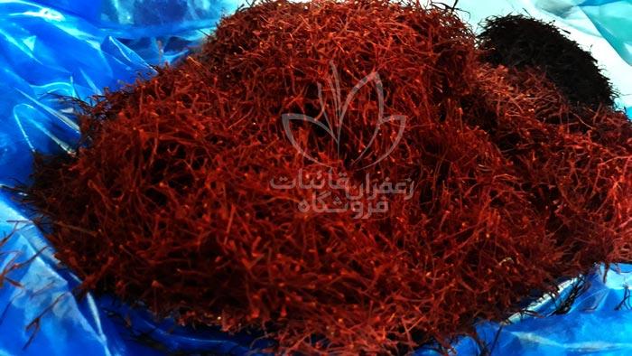 قیمت هر گرم زعفران خشک قائنات