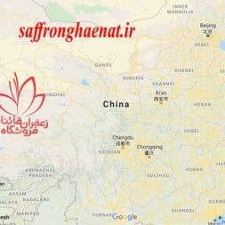 صادرات زعفران به چین و قیمت
